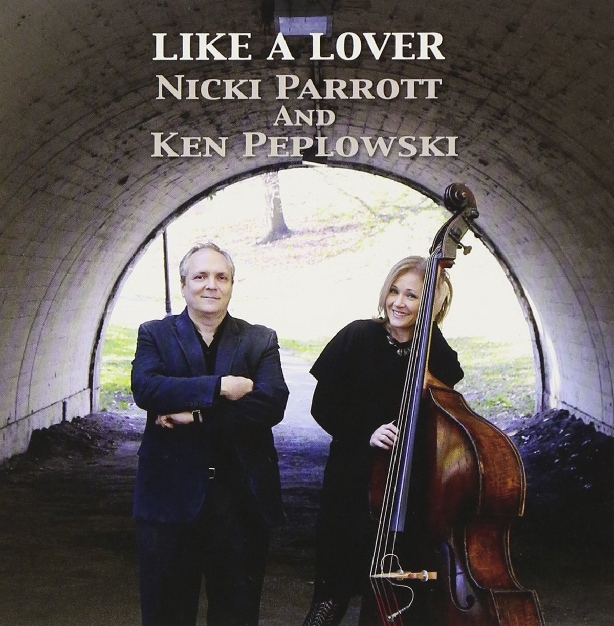 Nicki Parrott And Ken Peplowski ‎– Like A Lover