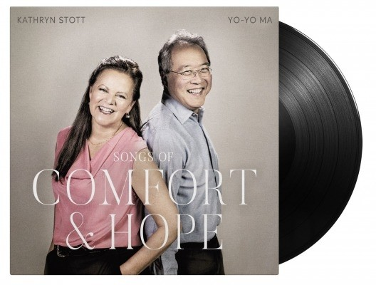 Yo-Yo Ma and Kathryn Stott - Songs of Comfort & Hope