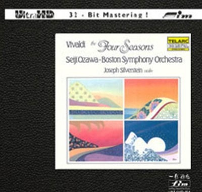 Seiji Ozawa/ Boston Sym. Orch. - Vivaldi: The Four Seasons