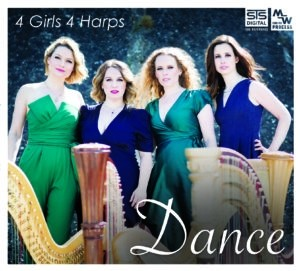 STS Digital - Dance / 4 Girls 4 Harps