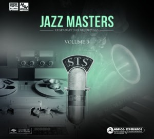 STS Digital - Jazz Masters, Legendary Jazz Recordings Vol. 3