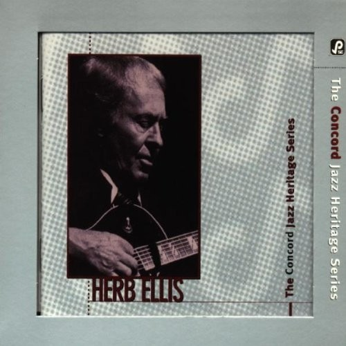 Herb Ellis - The Concord Jazz Heritage Series