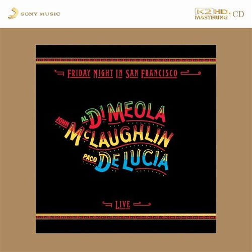 John McLaughlin, Paco de Lucia & Al Di Meola - Friday Night In San Francisco
