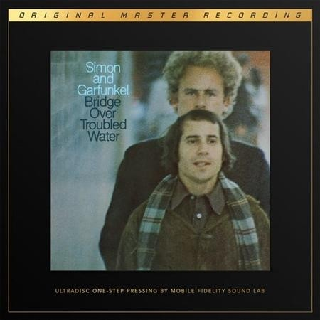 Simon & Garfunkel - Bridge Over Troubled Water  (Limited Edition UltraDisc One-Step 45 RPM 180 Gram Double LP Box Set)