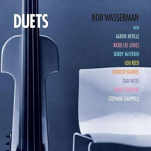 Rob Wasserman - Duets