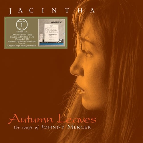 Jacintha - Autumn Leaves: The Songs of Johnny Mercer (One-Step)
