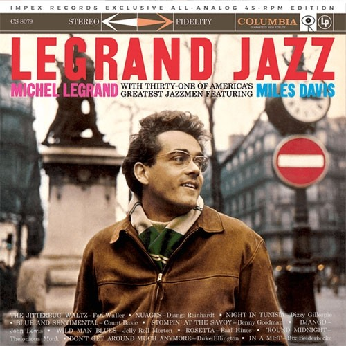 Michel Legrand - Legrand Jazz (45rpm)