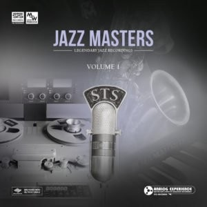 STS Digital - Jazz Masters, Legendary Jazz Recordings Vol. 1