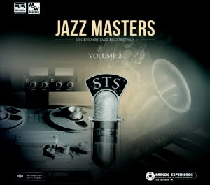 STS Digital - Jazz Masters, Legendary Jazz Recordings Vol. 2
