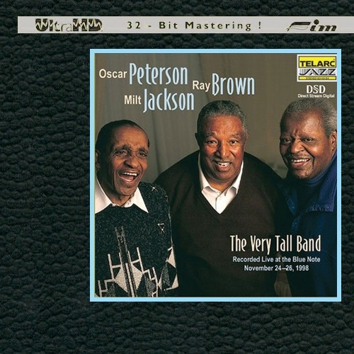 Oscar Peterson, Ray Brown & Milt Jackson - The Very Tall Band