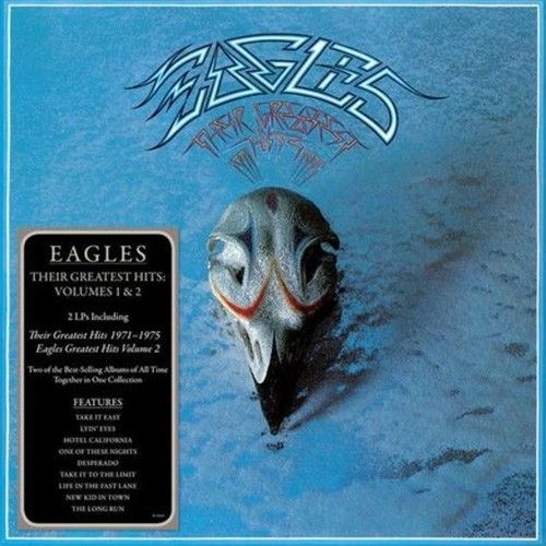 The Eagles  - Their Greatest Hits: Volumes 1 & 2
