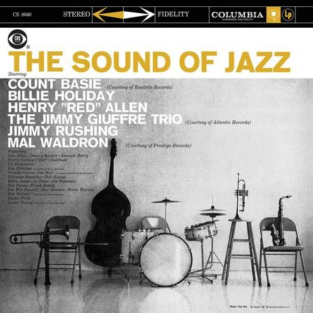 Various Artists - The Sound Of Jazz  (Stereo)