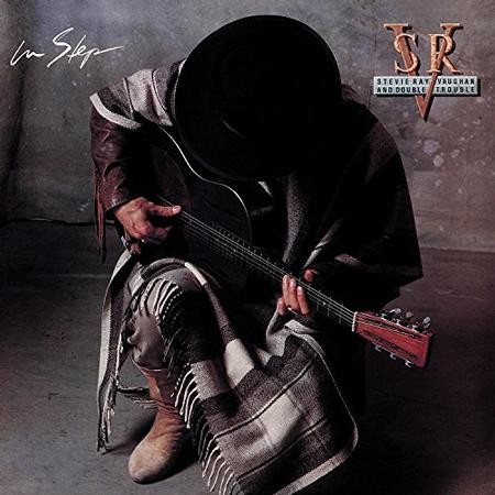 Stevie Ray Vaughan - In Step (45 rpm)
