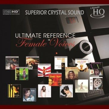 Ultimate Reference Female Voices (UHQCD)