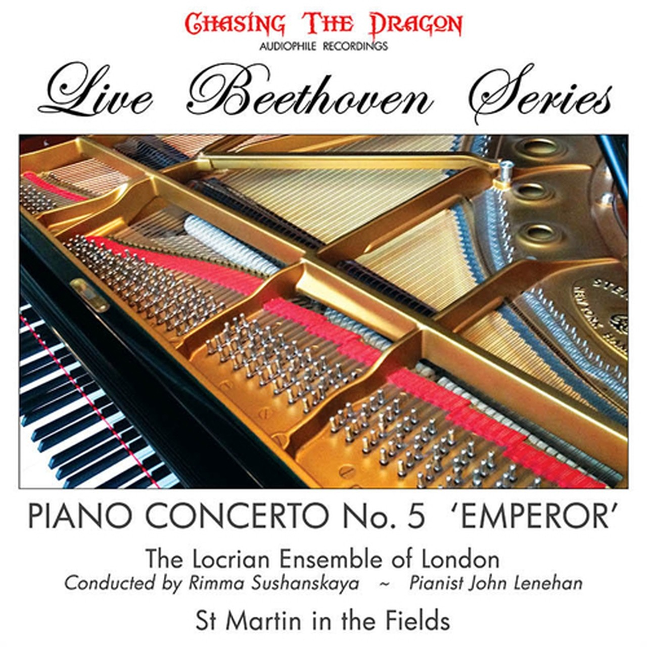 The Locrian Ensemble of London - Live Beethoven Series: Piano Concerto No. 5 'Emperor'