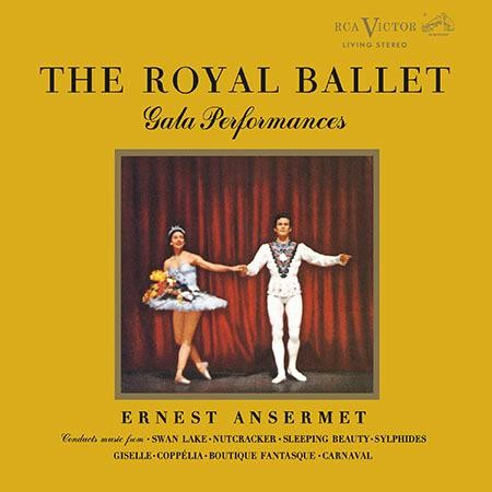 Ernest Ansermet - The Royal Ballet Gala Performances Hybrid Stereo 2SACD & Booklet Box Set
