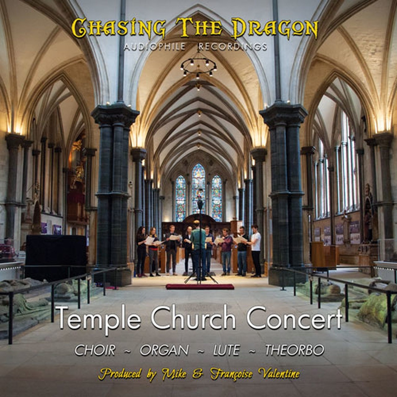 Jonathan Darbourne Ensemble - Temple Church Concert