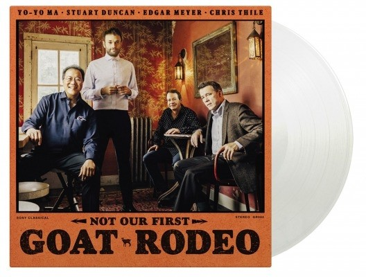 Yo-Yo Ma, Duncan, Meyer, Thile - Not Our First Goat Rodeo