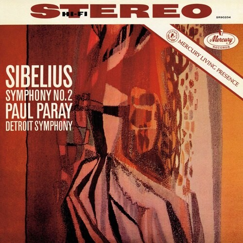 Paul Paray - Sibelius: Symphony No. 2 In D