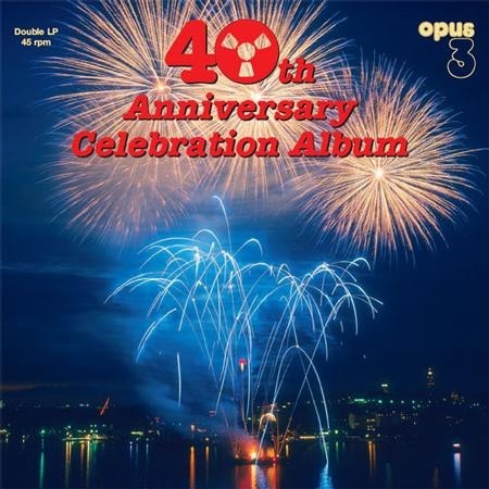 Various Artists - Opus 3: 40th Anniversary Celebration Album