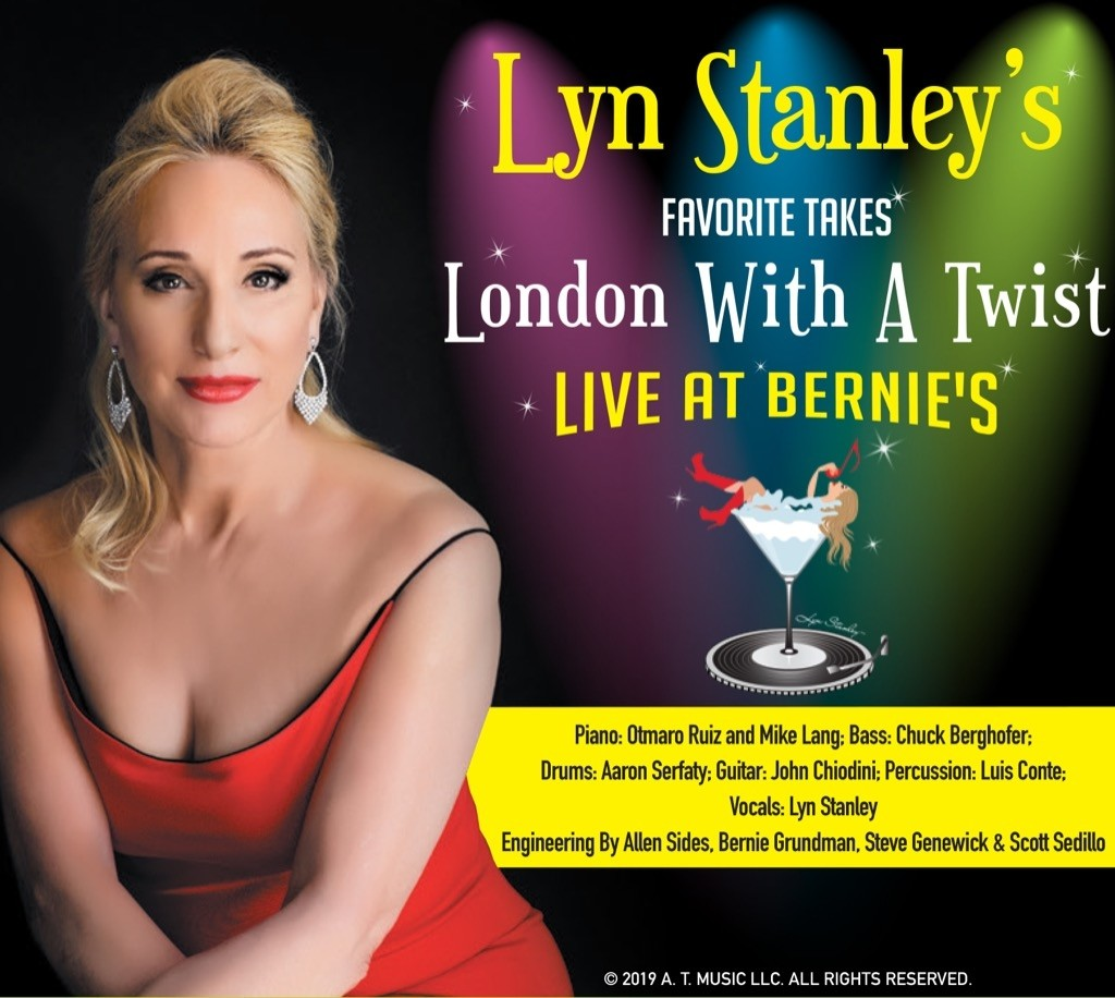 Lyn Stanley London With A Twist - Live At Bernie's