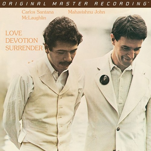 Carlos Santana and John McLaughlin - Love Devotion Surrender