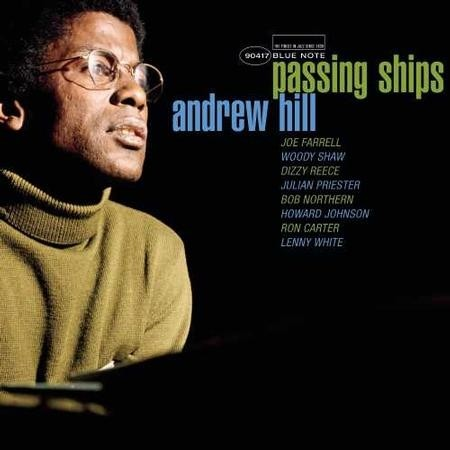 Andrew Hill - Passing Ships  (D Side Blank)