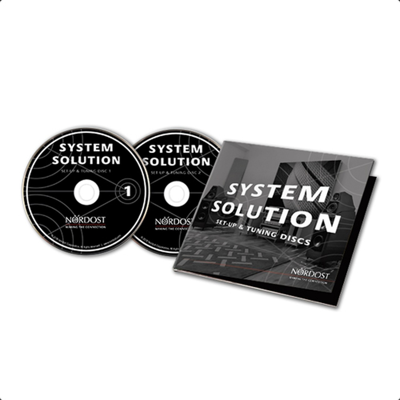Nordost - System Set-Up & Tuning Disc 2CD
