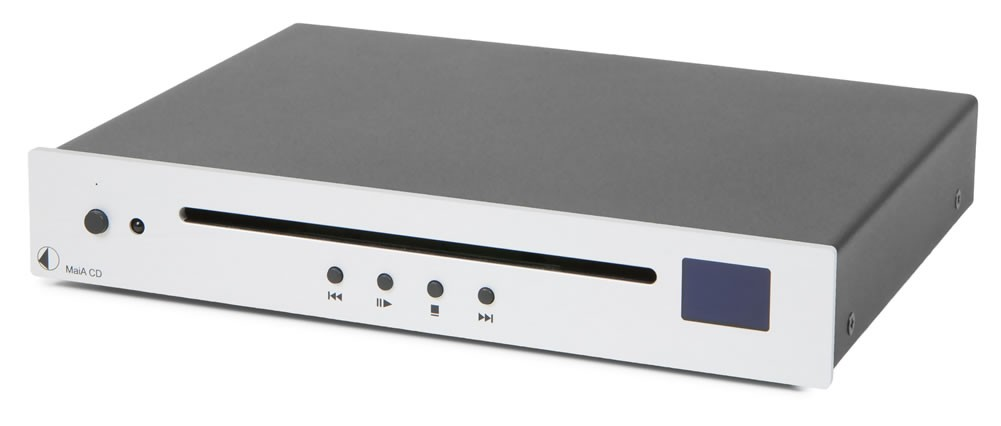 Pro-Ject - MaiA CD Player (Silver)