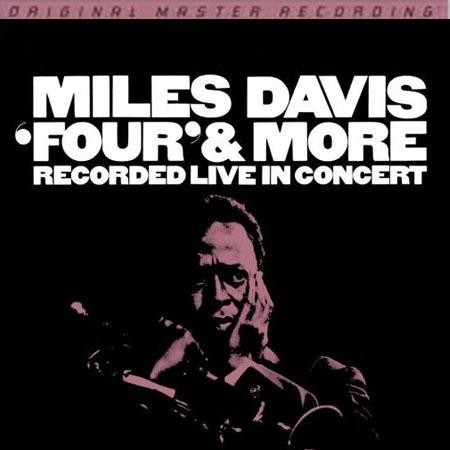 Miles Davis - Four & More  (Numbered Limited Edition)