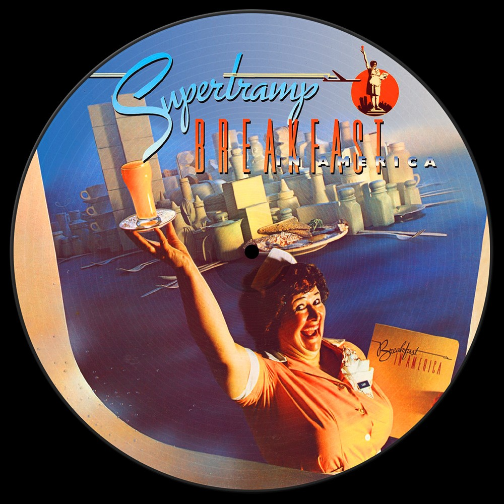Supertramp - Breakfast In America Picture Disc
