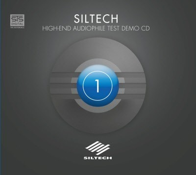 Siltech High End Audiophile Test CD - Vol 1