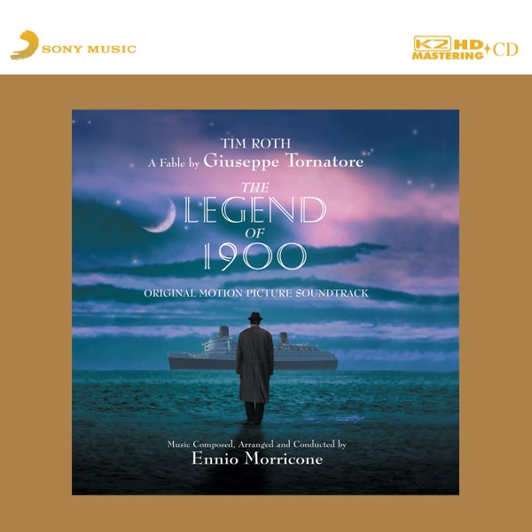 Ennio Morricone - The Legend Of 1900 Soundtrack