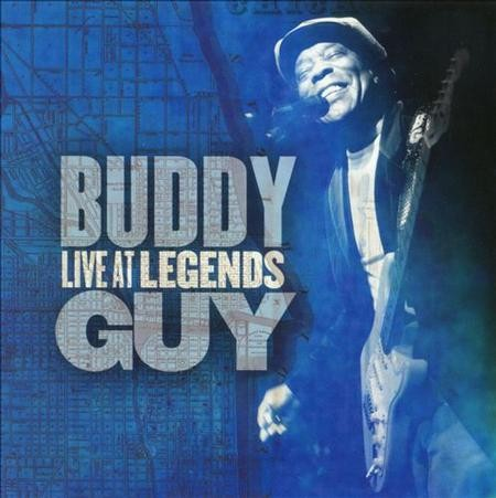 Buddy Guy - Live at Legends  Limited Edition Colored Vinyl