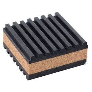 Quest For Sound Isol-Pad Isolation Feet (1 Each)