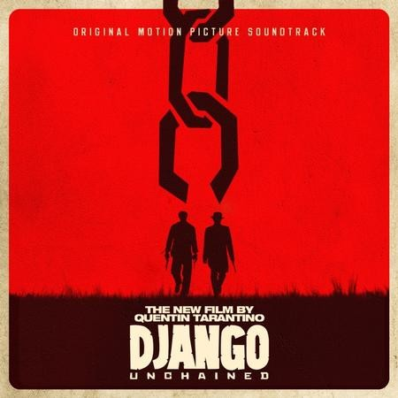 Quentin Tarantino - Django Unchained Original Soundtrack  Colored Vinyl