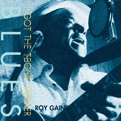 Roy Gaines - I've Got the T-Bone Blues