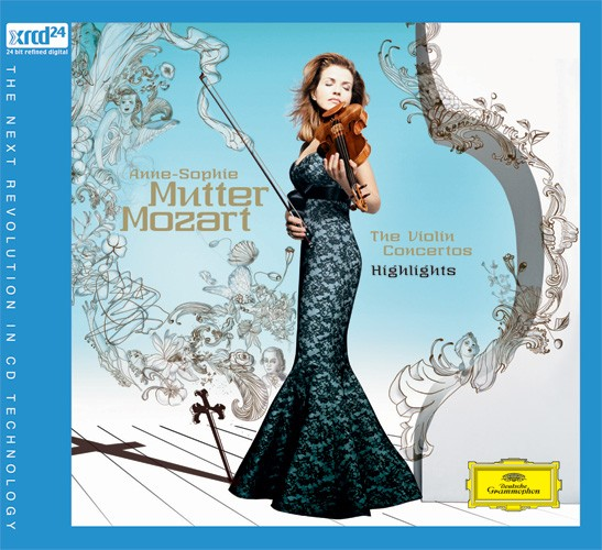 Anne-Sophie Mutter - The Violin Concertos Highlights