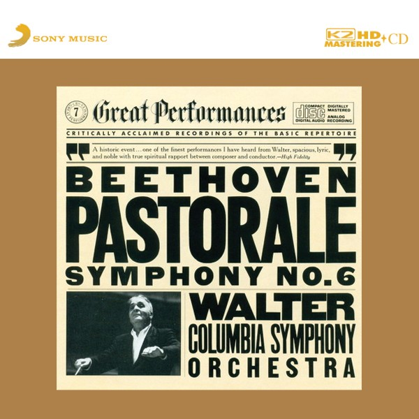 Bruno Walter and Columbia Symphony Orchestra - Beethoven: Pastorale Symphony No. 6