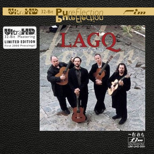 Los Angeles Guitar Quartet - LAGQ Latin
