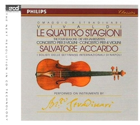 Le Quattro Stagioni - Vivaldi / The Four Seasons