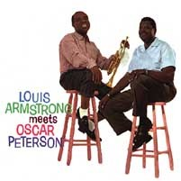 Louis Armstrong and Oscar Peterson - Louis Armstrong Meets Oscar Peterson