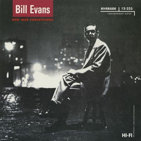 Bill Evans - New Jazz Conceptions  Mono