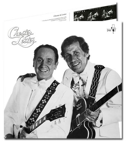 Chet Atkins & Les Paul - Chester and Lester