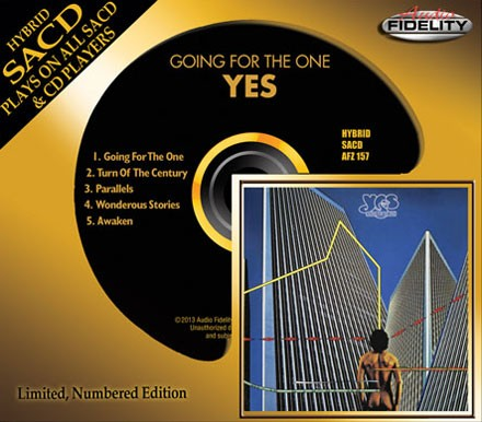 Yes - Going For The One