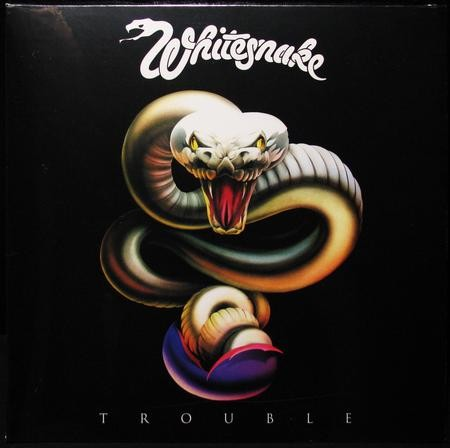 Whitesnake - Trouble  35th Anniversary Edition