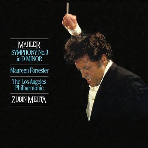 Zubin Mehta - Mahler: Symphony No. 3 In D Minor/ Forrester
