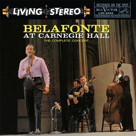Harry Belafonte - Belafonte At Carnegie Hall The Complete Concert