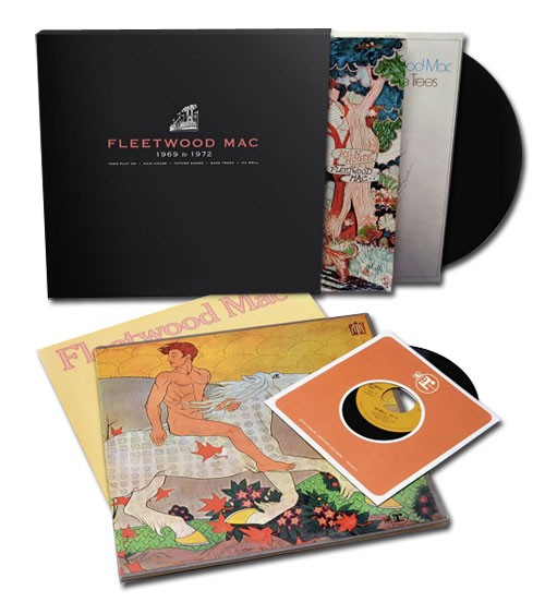 Fleetwood Mac - Fleetwood Mac 1969-1972  4LP + 7""