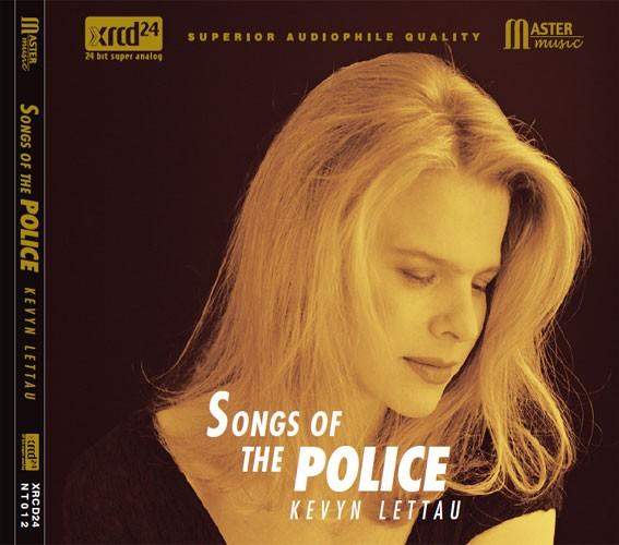 Kevyn Lettau - Songs Of The Police